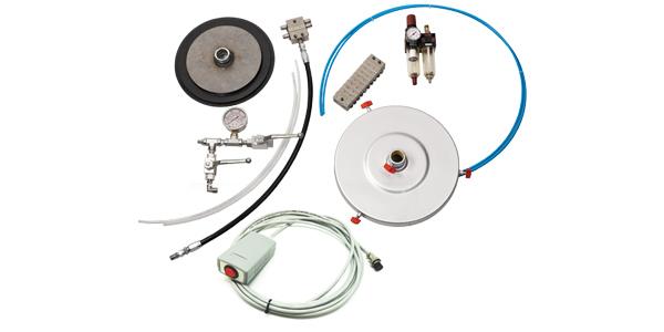 Pomp installatie accessoires (kit)