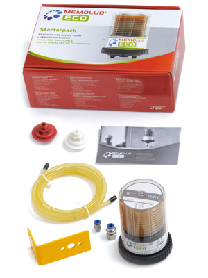 Starter Pack Memolub® ECO