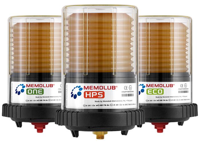MEMOLUB® 10-25bar
