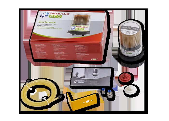 Memolub® ECO - Starterpack